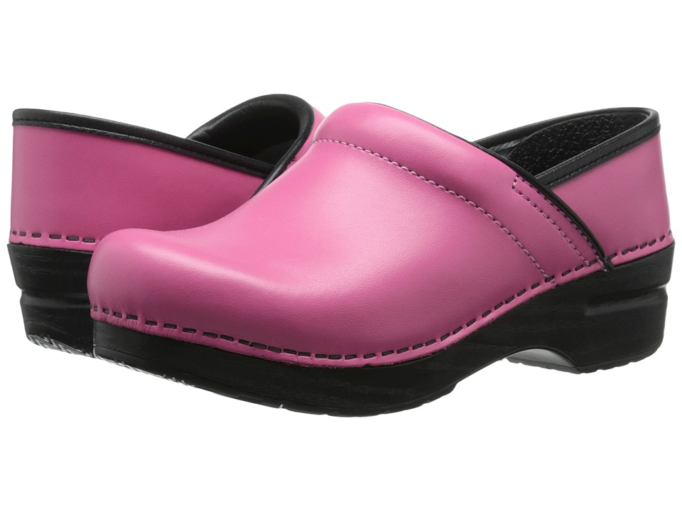Dansko Professional (Azalea Box) Clog Shoes