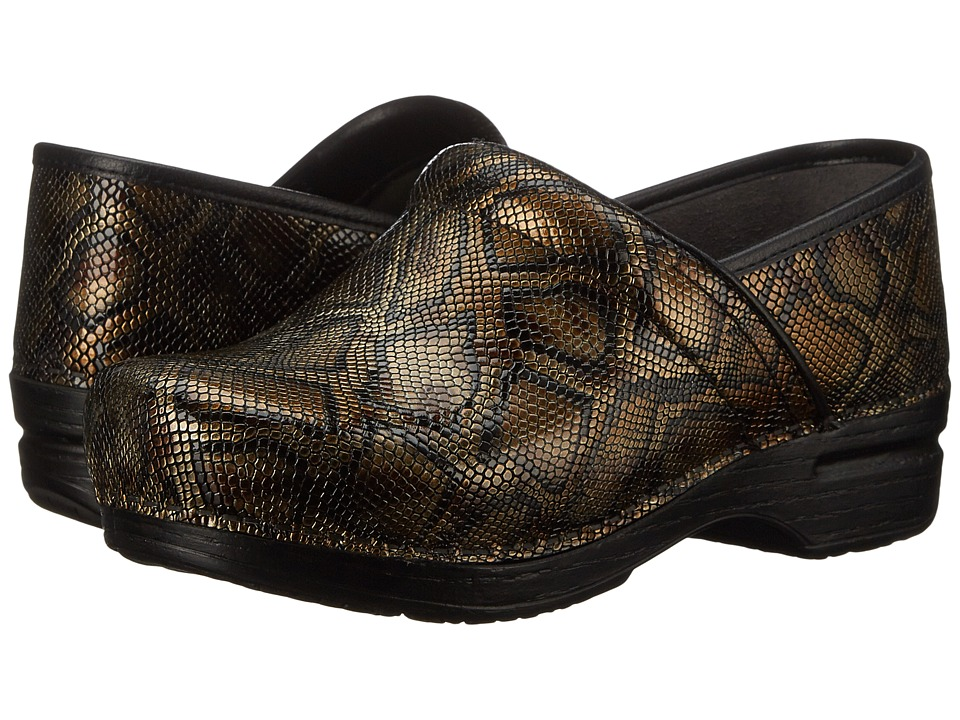 Dansko - Pro XP (Slither Patent) Women's Clog Shoes