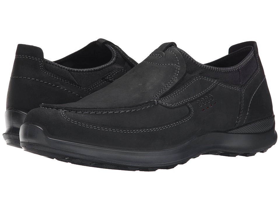 ECCO - Hayes Slip-On (Black) Men