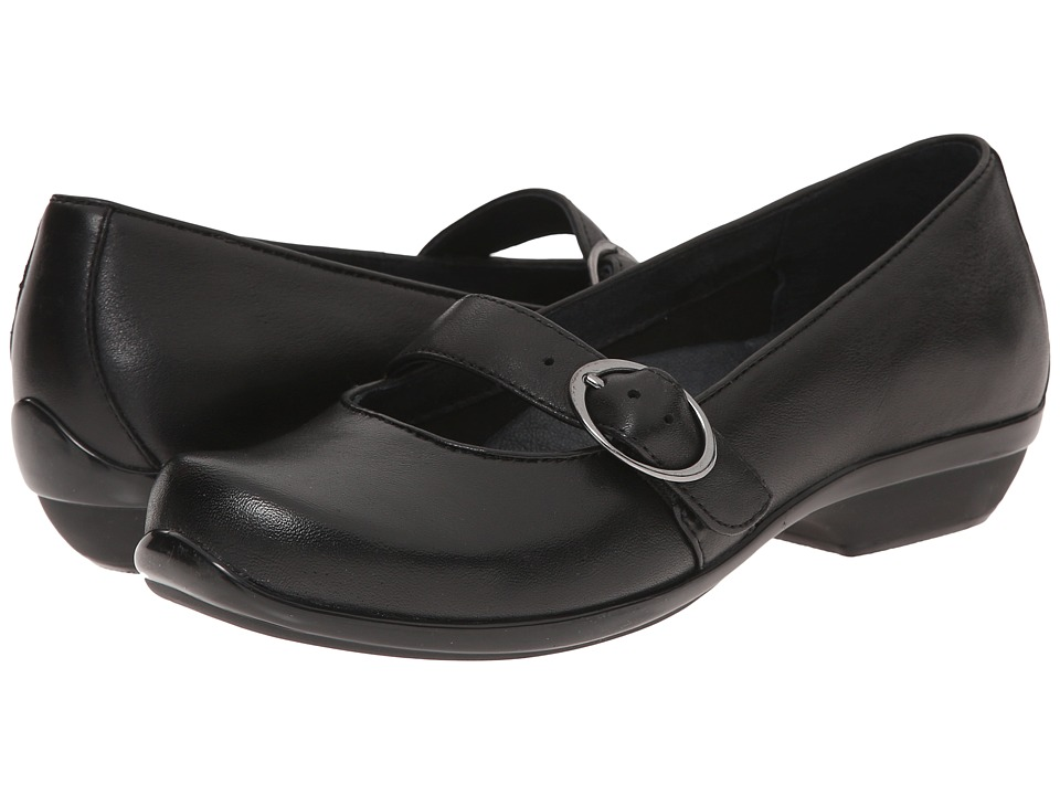 Dansko - Orla (Black Nappa) Women's Shoes