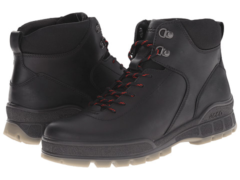 ECCO - Track II Hydromax (Black) Men