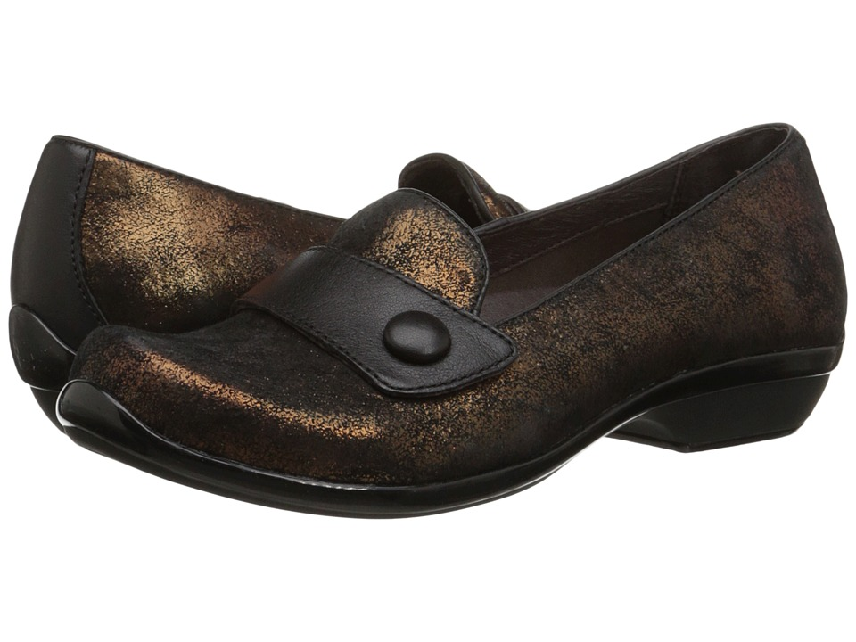 Dansko Olena (Copper Metallic Suede) Women