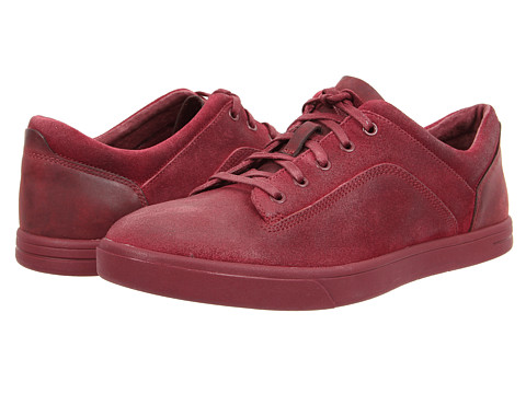 UGG - Bueller (Cordovan Leather/Suede) Men's Lace up casual Shoes