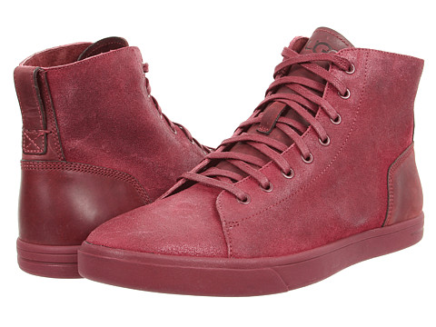 UGG - Steiner (Cordovan Leather/Suede) Men