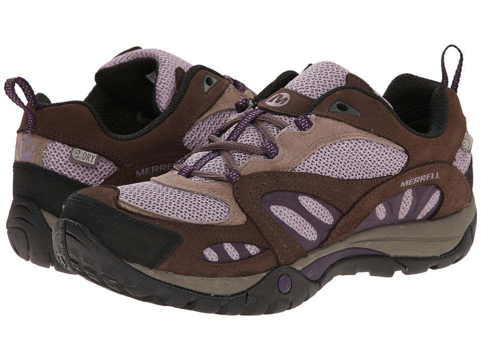 Merrell - Azura Waterproof (Chocolate Brown) Women's Shoes