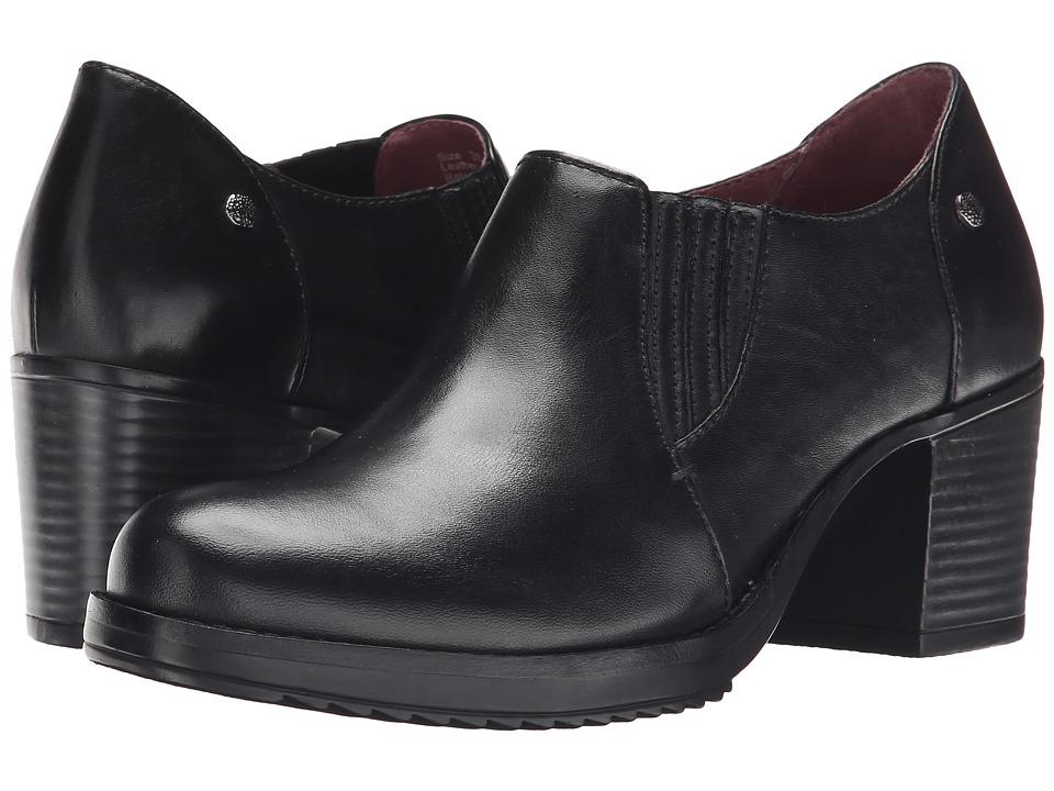 Dansko - Adrienne (Black Calf) Women's Boots