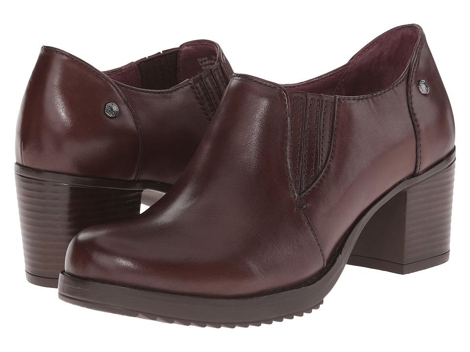 Dansko - Adrienne (Brown Calf) Women