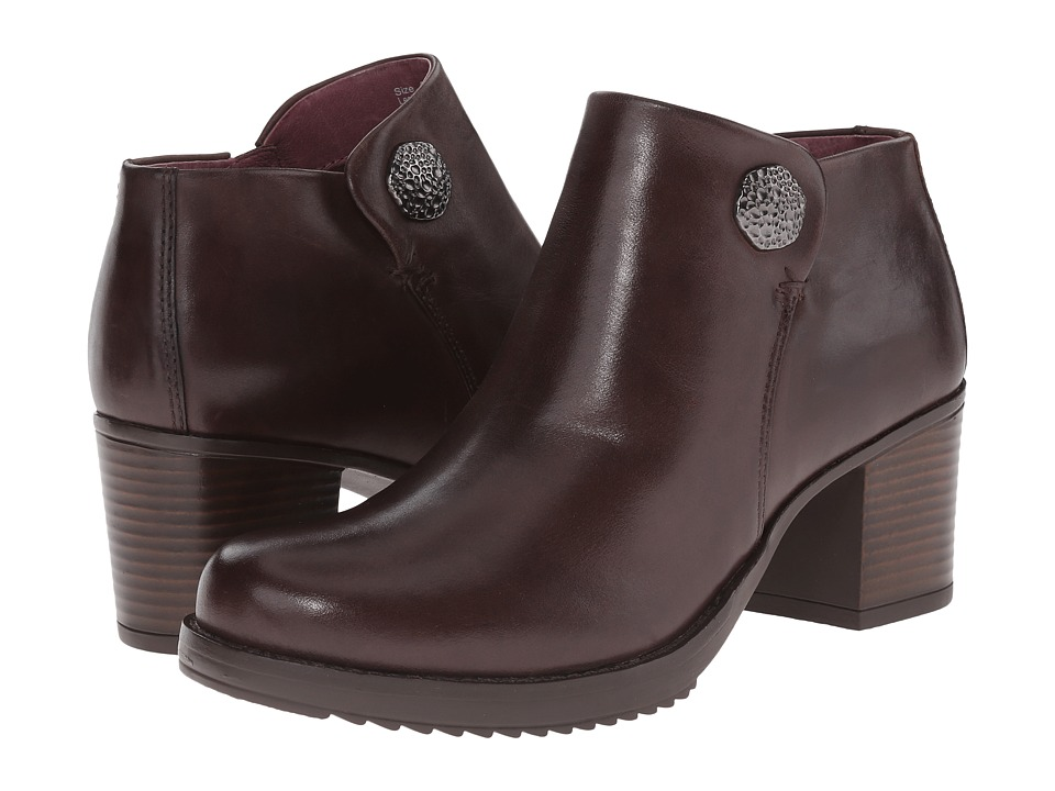 Dansko - Amelia (Brown Calf) Women's Dress Pull-on Boots