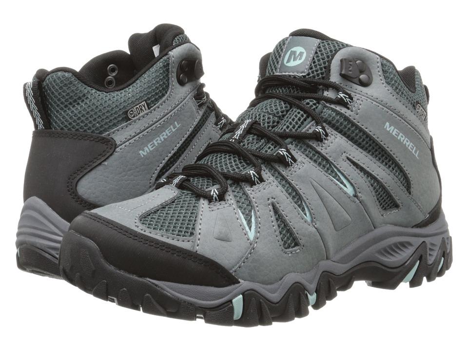Merrell - Mojave Mid Waterproof (Sedona Sage) Women's Hiking Boots
