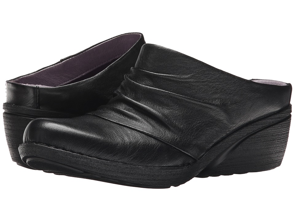 Dansko - Amber (Black Nappa) Women's Shoes