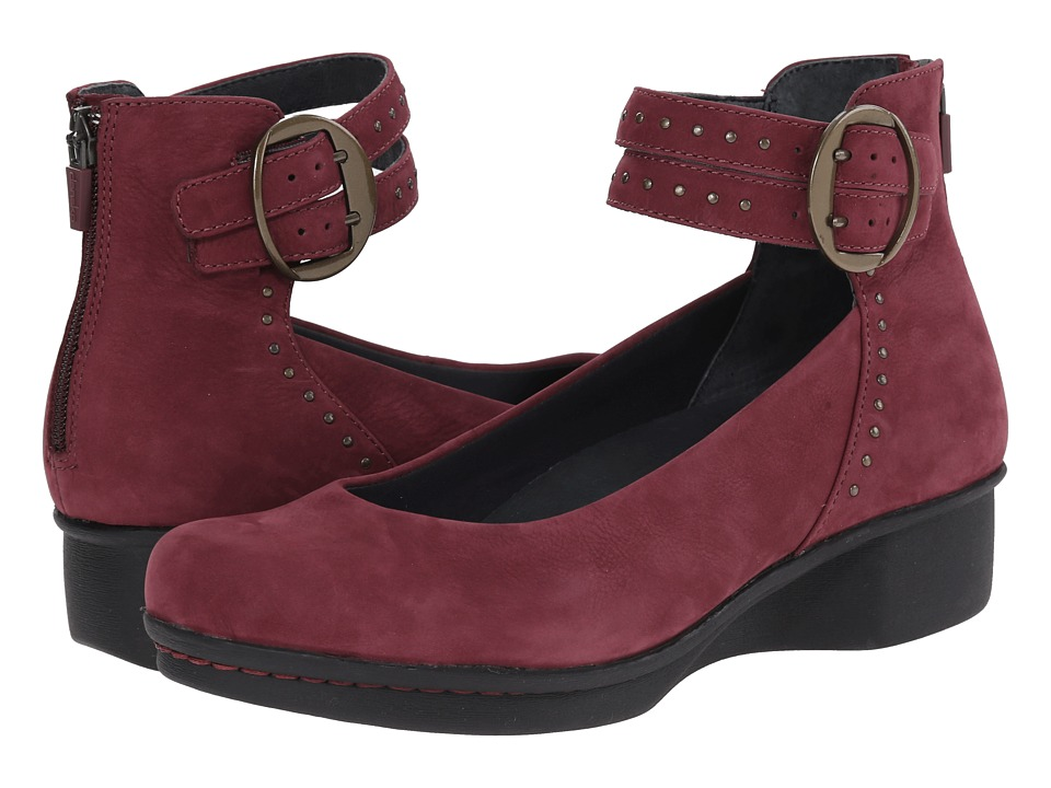 Dansko - Lois (Wine Nubuck) Women's Shoes