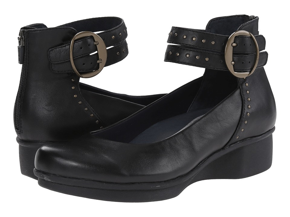 UPC 673088184216 product image for Dansko  Lois Black Nappa Womens Shoes  upcitemdb