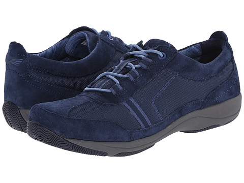 Dansko - Helen (Dark Blue Suede) Women