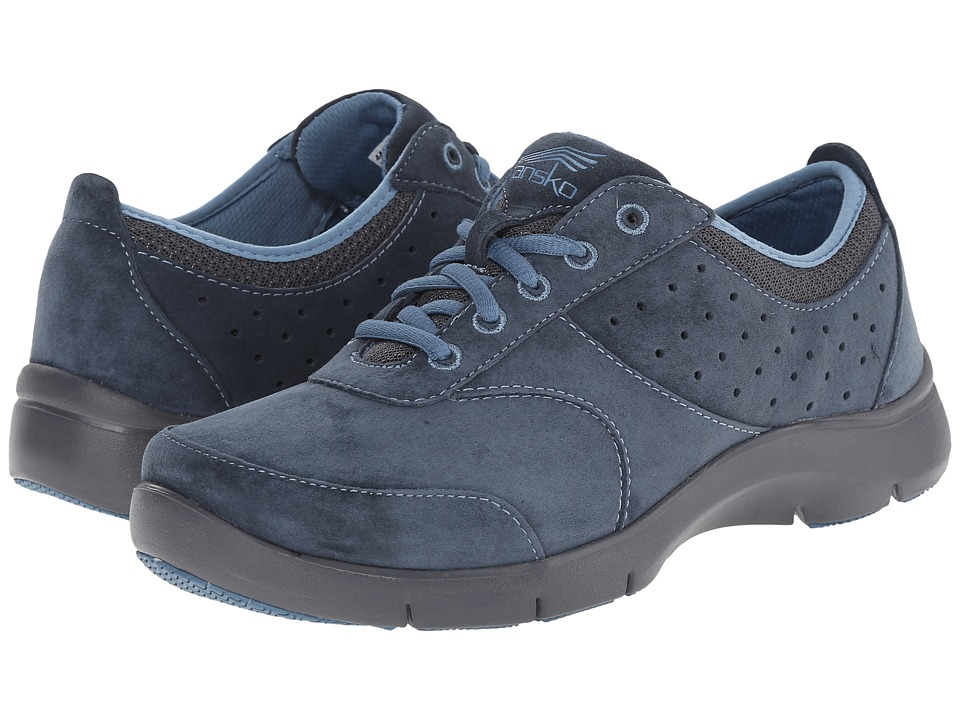 Dansko Elaine (Denim Suede) Women