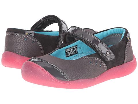 Keen Kids - Tris MJ (Toddler/Little Kid) (Magnet/Camellia Rose) Girls Shoes