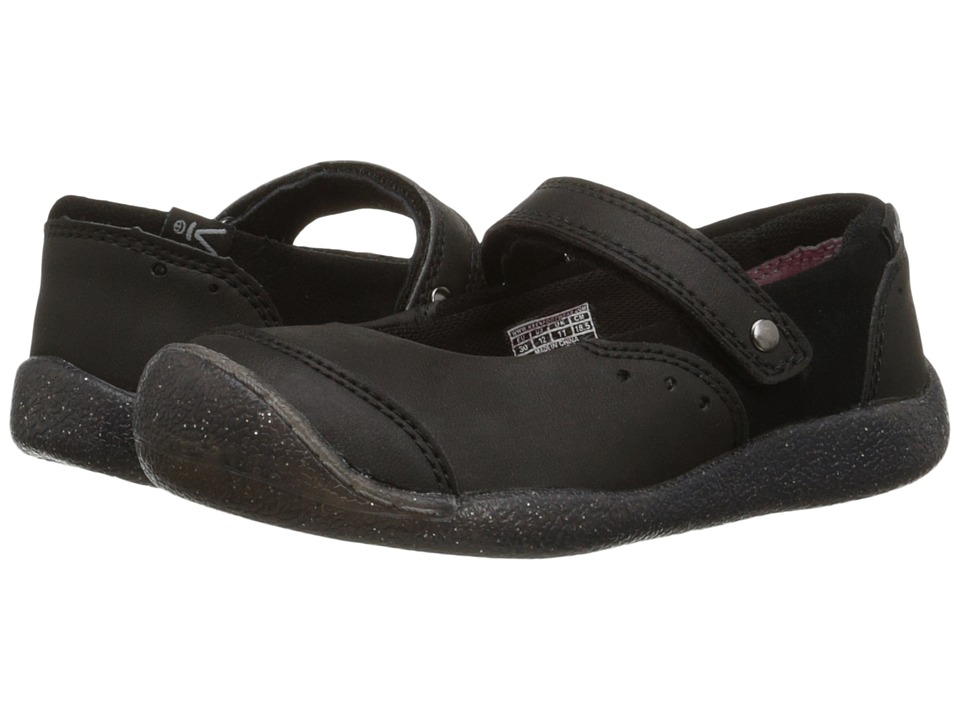 Keen Kids - Tris MJ (Toddler/Little Kid) (Black) Girls Shoes