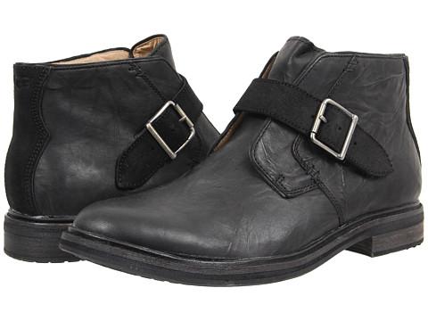 UGG - Graham (Black Leather) Men