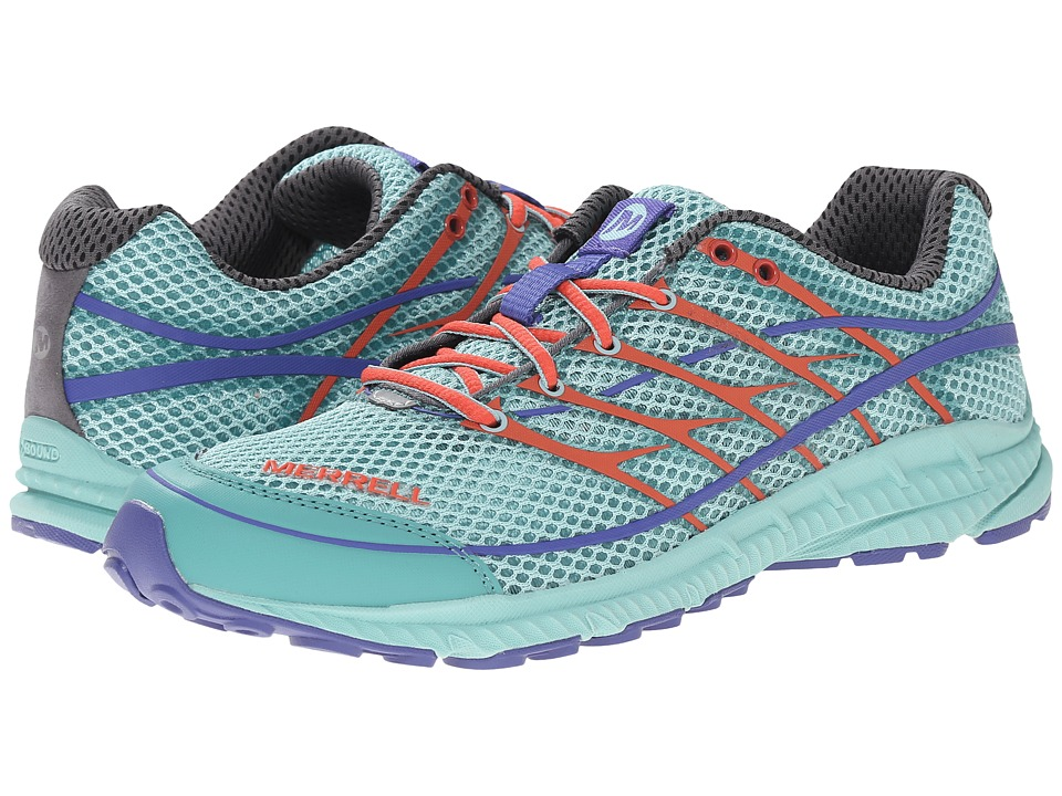 Merrell - Mix Master Move Glide 2 (Eggshell Blue/Aqua) Women's Shoes