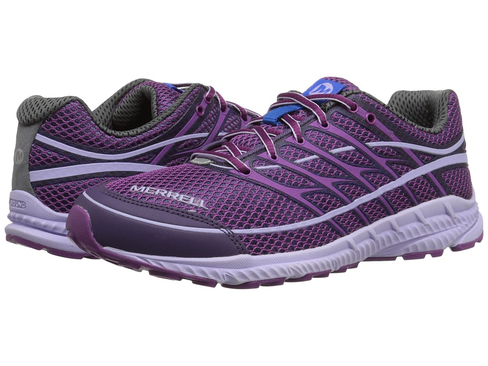 Merrell - Mix Master Move Glide 2 (Purple/Racer Blue) Women's Shoes