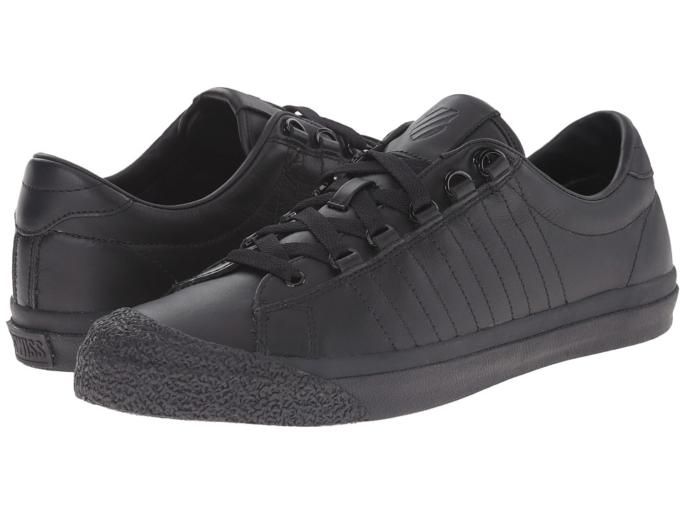 K-Swiss - Irvine (Black/Black/Black) Men