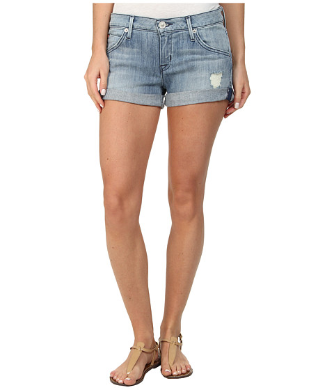 Hudson - Hampton Cuffed Shorts in Seized 2 (Seized 2) Women's Jeans