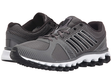 K-Swiss - X-160 CMF (Charcoal/Black) Men's Cross Training Shoes