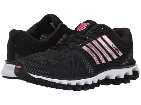 K-Swiss - X-160 CMF (Black/Camelia Rose) Women's Cross Training Shoes