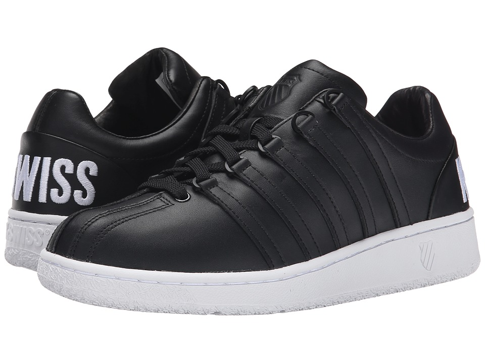 K-Swiss - Classic VN BL (Black/White/Big Logo) Men's Shoes