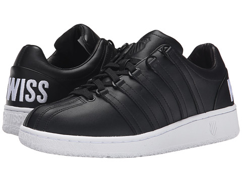 K-Swiss - Classic VN BL (Black/White/Big Logo) Men's Shoes