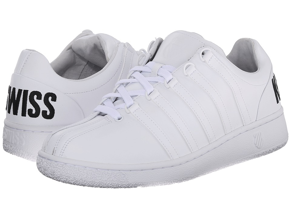 K-Swiss - Classic VN BL (White/Black/Big Logo) Men
