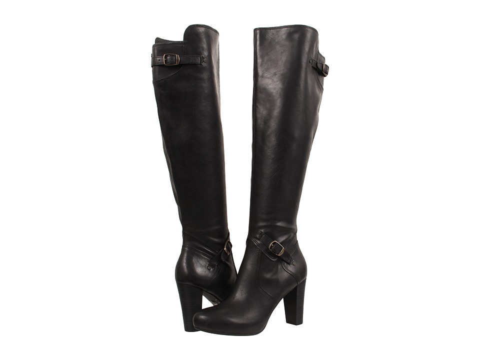UGG - Adyson (Black Leather) Women