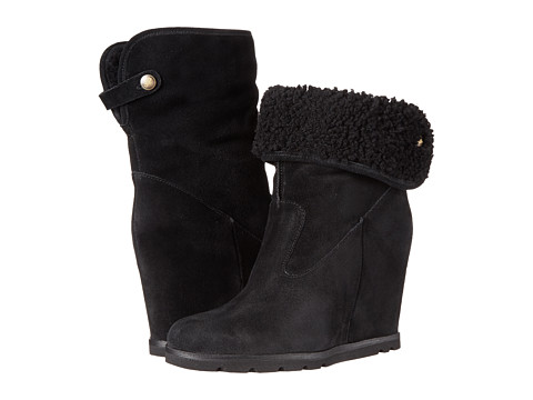 UGG - Kyra (Black Suede) Women