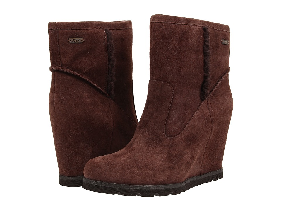 UGG - Jade (Lodge Suede) Women's Pull-on Boots
