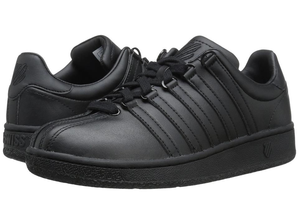 K-Swiss - Classic VNtm (Black/Black) Women's Shoes