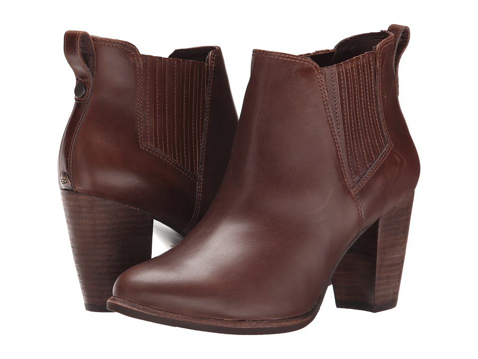 UGG - Poppy (Pinecone Leather) Women