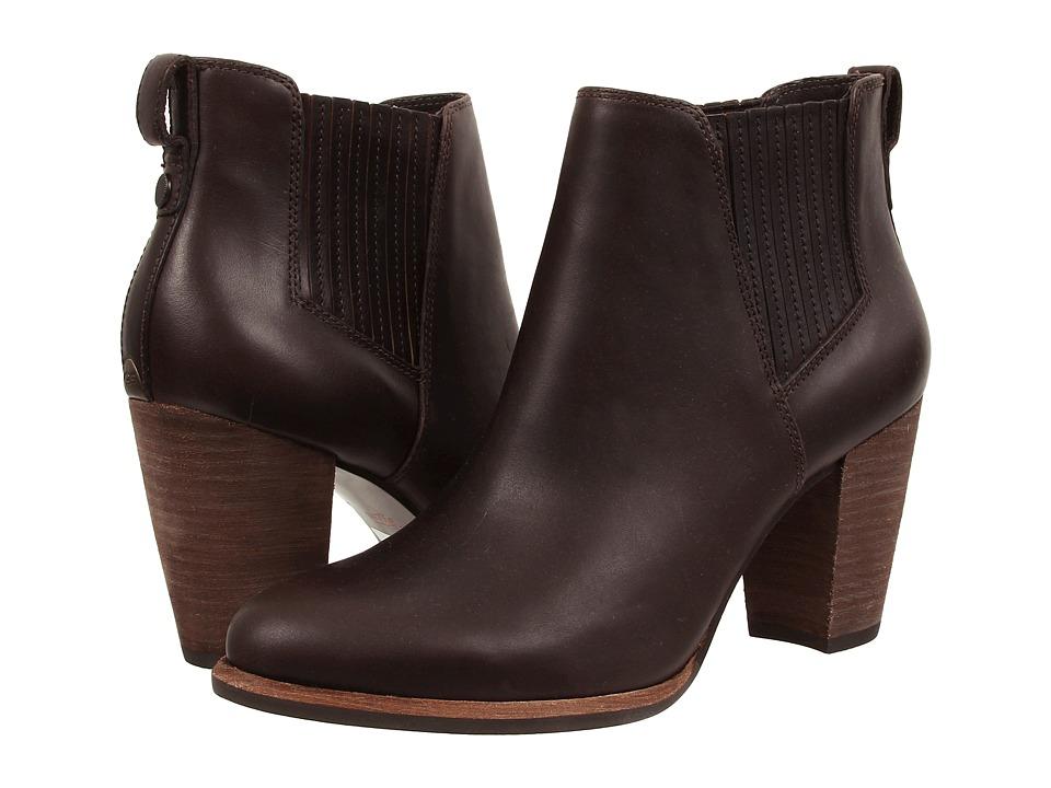UGG Poppy (Lodge Leather) Women
