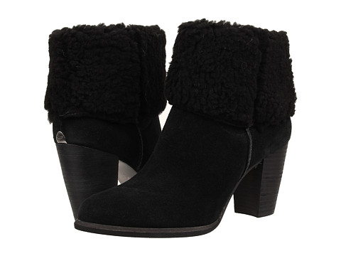 UGG - Charlee (Black Suede) Women's Boots