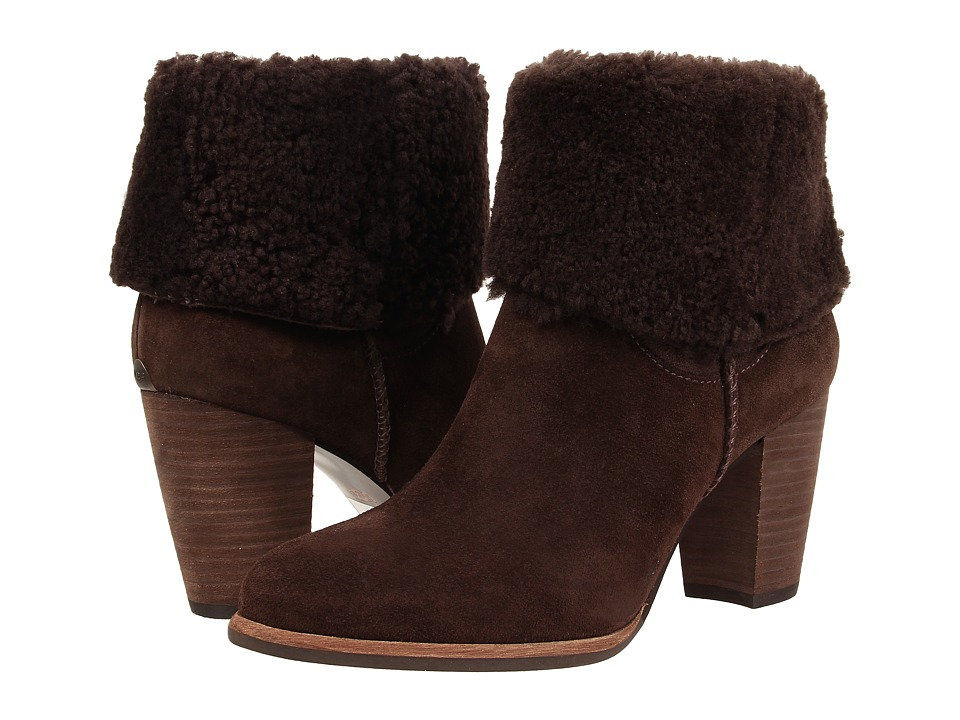 UGG Charlee (Lodge Suede) Women