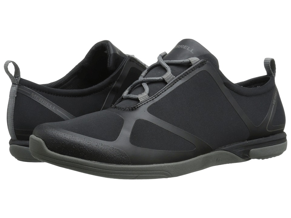 Merrell - Ceylon Lace (Black) Women's Lace up casual Shoes