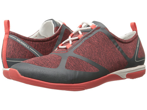 Merrell - Ceylon Lace (Cayenne/Grey) Women's Lace up casual Shoes