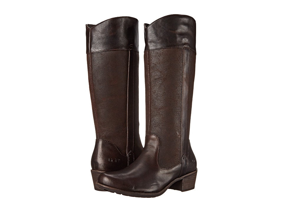 UGG - Cassis (Lodge Leather) Women's Boots