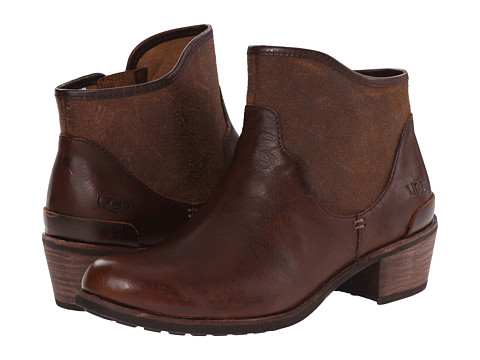 UGG - Penelope (Chestnut Leather) Women's Boots