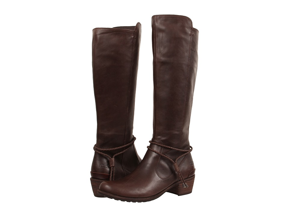 UGG - Cierra (Lodge Leather) Women's Boots