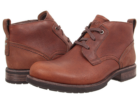 UGG - Brompton (Grizzly Leather) Men's Shoes