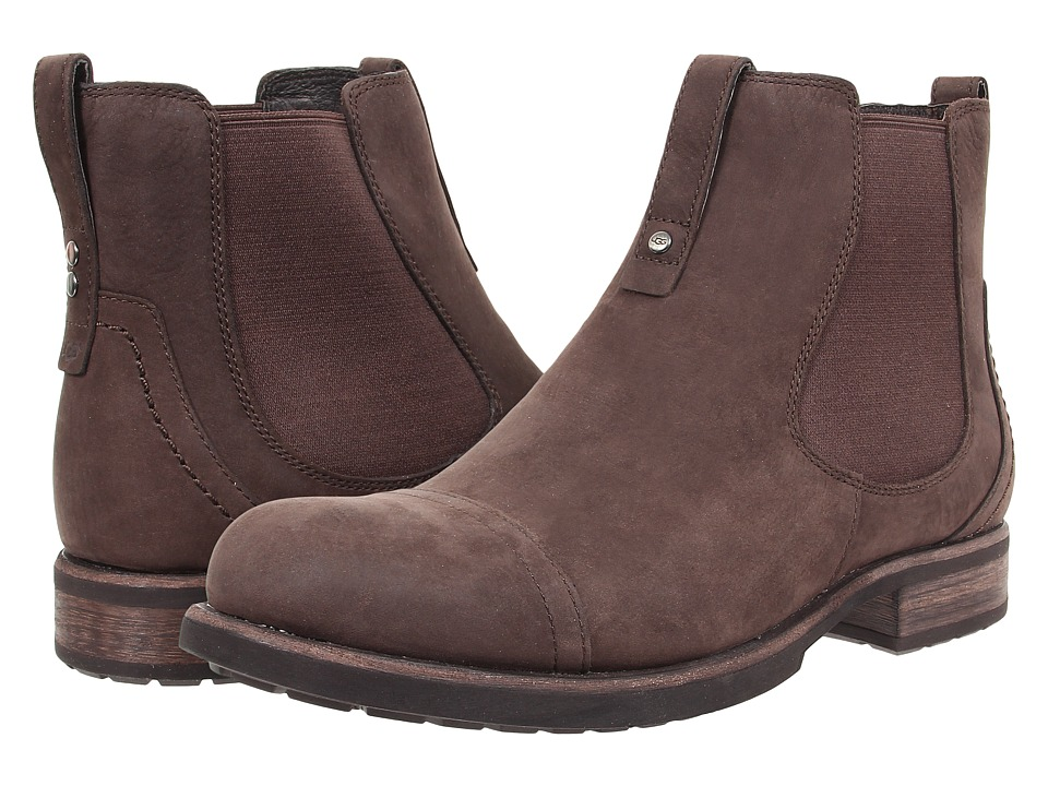 UGG - Gallion (Espresso Leather) Men