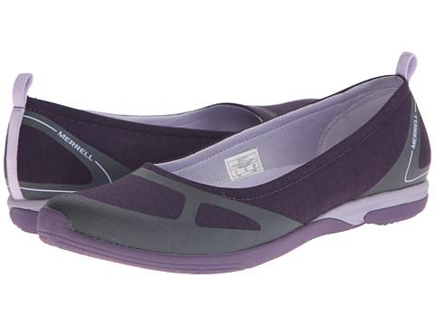 Merrell - Ceylon Ballet (Logan Berry) Women's Slip on Shoes