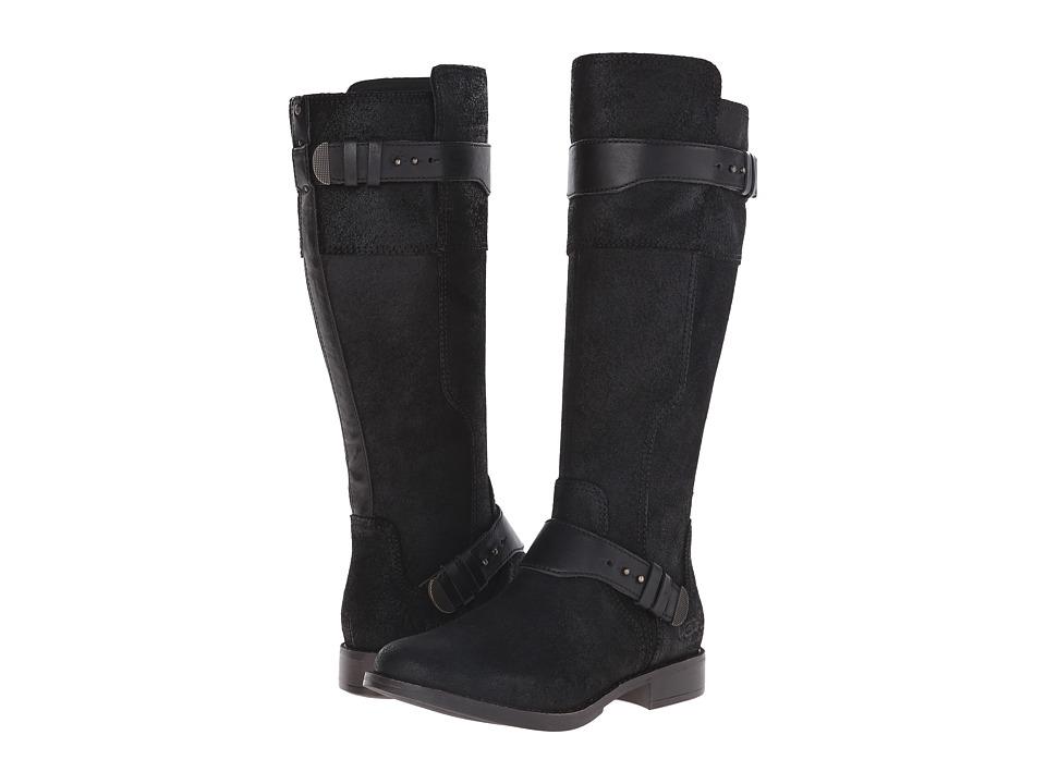 UGG Dayle (Black Leather) Women