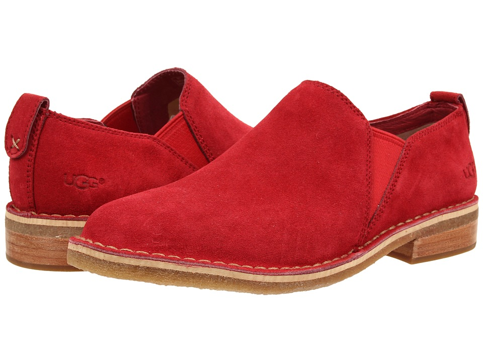 UPC 888855158516 product image for UGG - Camellia (Scarlett Suede) Women's  Slip on Shoes