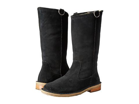 UGG - Daphne (Black Suede) Women's Boots