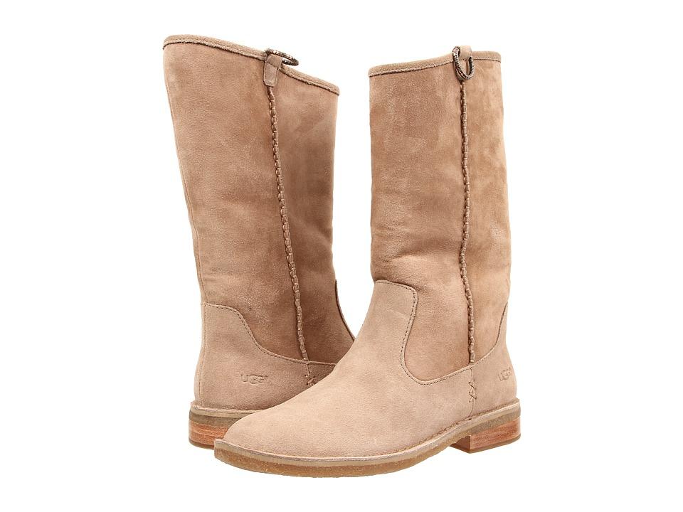 UGG - Daphne (Sugar Pine Suede) Women's Boots